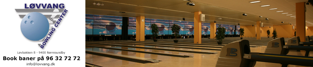 Løvvang Bowling Center Logo