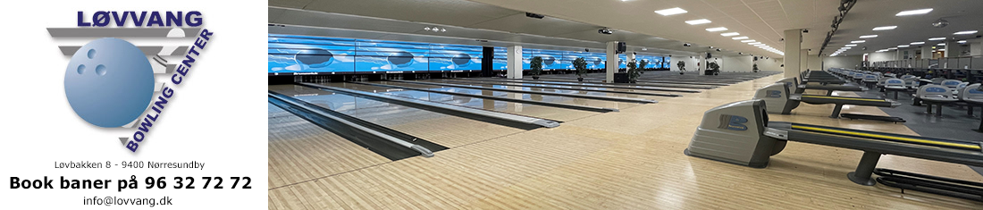 Løvvang Bowling Center Logo